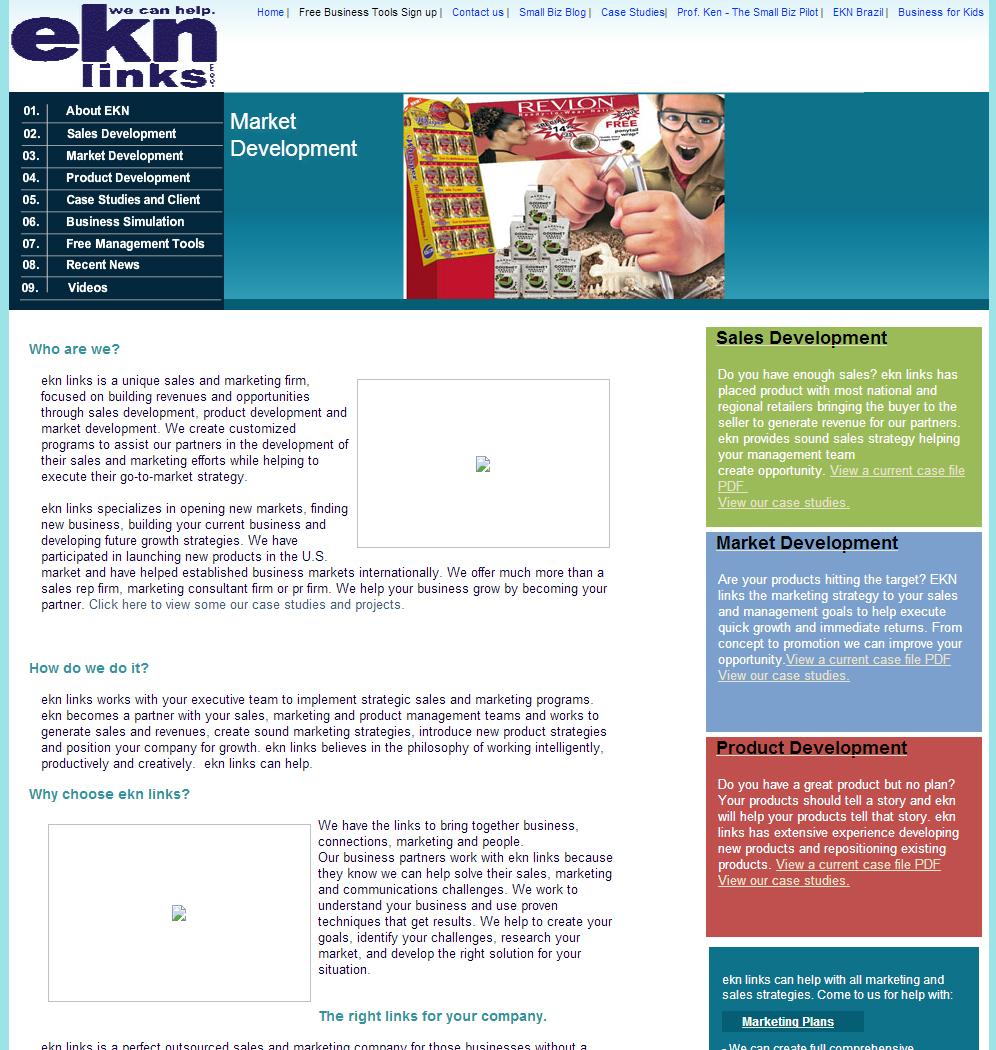 Web Design Portfolio - JRM-HOSTING