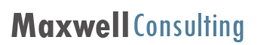 Maxwell Consulting Logo
